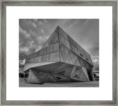 Tel Aviv Museum  Framed Print