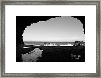 Telescopic  Framed Print