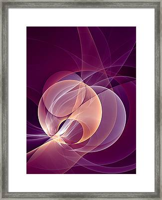 Temperament Framed Print by Gabiw Art