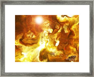 Temperance Framed Print by Dana Haynes