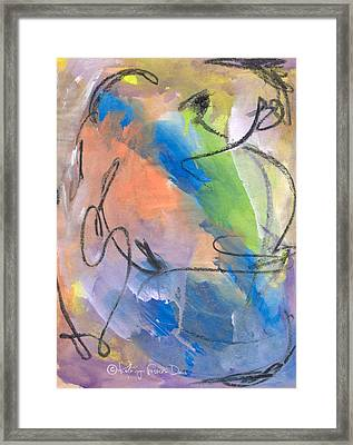 Tempest Framed Print by Kathryn Foster