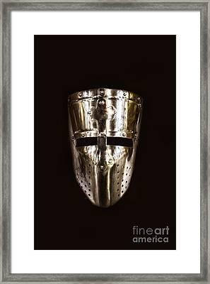 Templar Framed Print