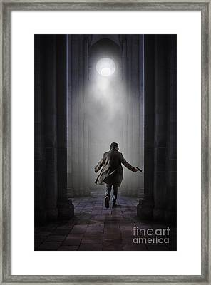 Temple Chase Framed Print by Carlos Caetano