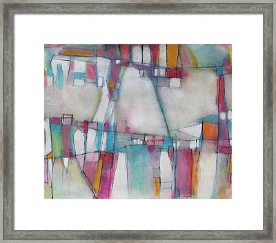 Temple Walls Framed Print by Hari Thomas
