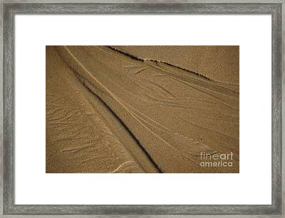 Framed Print featuring the photograph Temporay Illusions by Christiane Hellner-OBrien