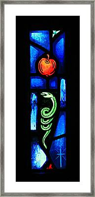 Temptation Framed Print by Stephen Stookey
