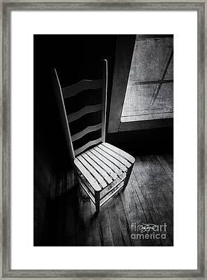Ten Feet Tall Framed Print by Cris Hayes