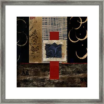 Ten Moons Framed Print by Carol Leigh