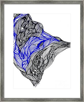 Tenebrosity Framed Print
