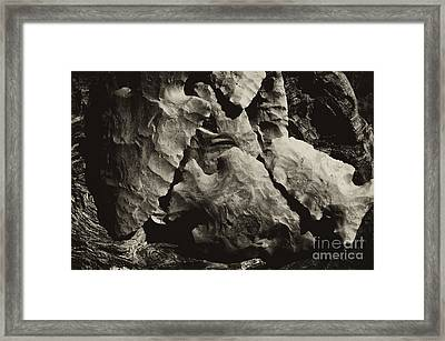 Tennessee Arrowheads Framed Print
