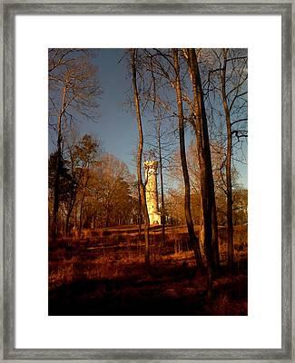 Tennessee Battle Fort Framed Print