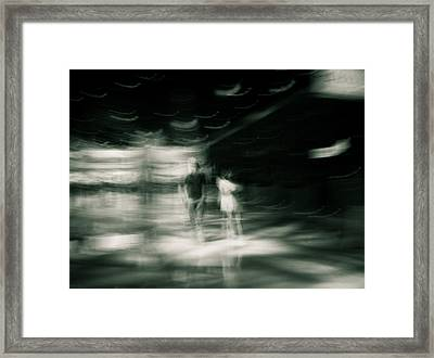 Framed Print featuring the photograph Tension by Alex Lapidus