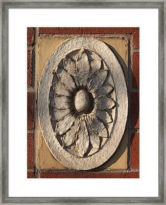 Terracotta #3 Framed Print by Scott Kingery