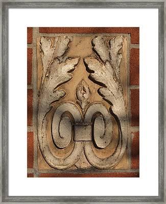 Terracotta #4 Framed Print by Scott Kingery