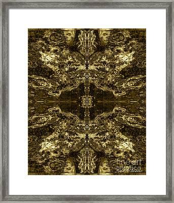 Tessellation No. 2 Framed Print by David Gordon