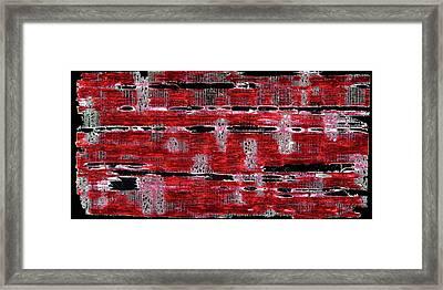 Tetramerista Framed Print by Dirk Wiersma