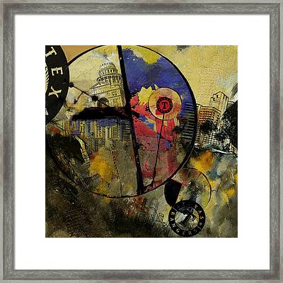 Texas  Framed Print by Corporate Art Task Force