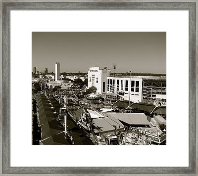 Texas State Fair II Framed Print