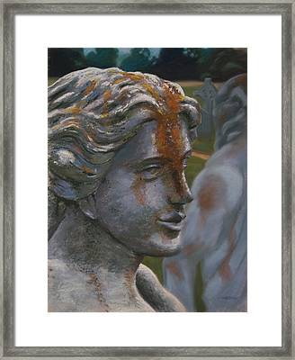 The Sentinel Framed Print by Christopher Reid