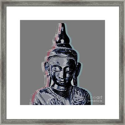 Thai Buddha #2 Framed Print by Jean luc Comperat
