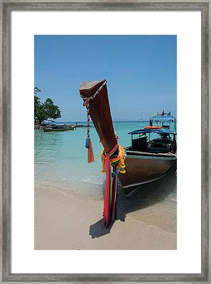 Thailand, Phuket, Andaman Sea Framed Print by Cindy Miller Hopkins