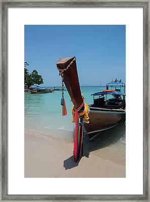 Thailand, Phuket, Andaman Sea Framed Print