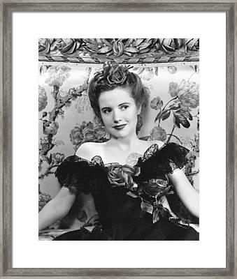 Thank Your Lucky Stars, Joyce Reynolds Framed Print