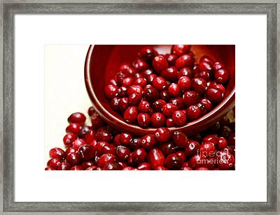 Thanksgiving Delight Framed Print by Inspired Nature Photography Fine Art Photography