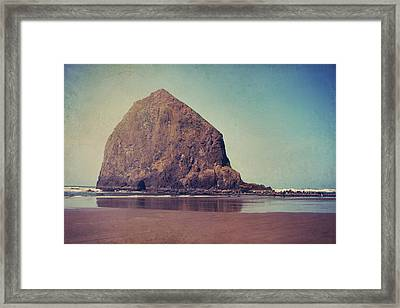That Feeling In The Air Framed Print by Laurie Search
