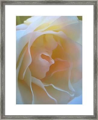That Girl Framed Print