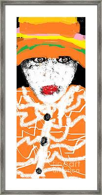 That Look Framed Print by Rc Rcd