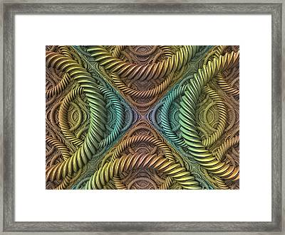 That Which Binds Us Framed Print