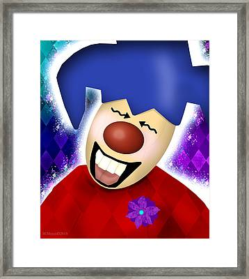 That's Funny Framed Print by Melisa Meyers
