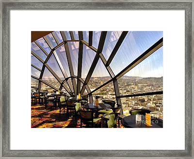 The 39th Floor - San Francisco Framed Print