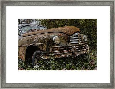 The 48 Packard Framed Print
