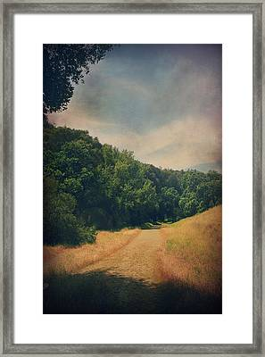The Adventure Begins Framed Print by Laurie Search