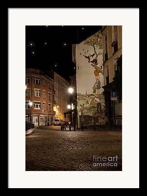 Marc Sleen Framed Prints