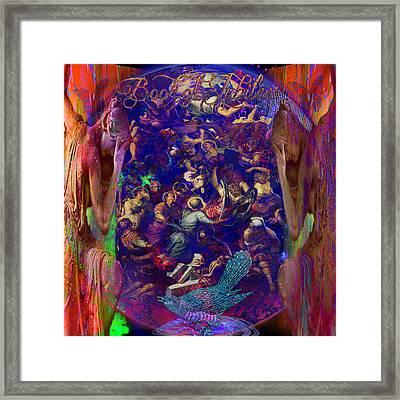 Solar Age  Framed Print