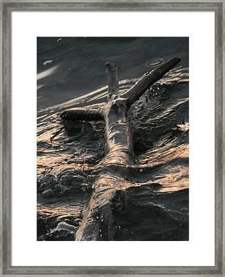The Alchemist Framed Print by Nicholas Novello
