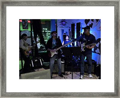 The All Nighters 141 Framed Print by Shawn Lyte