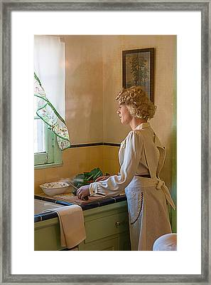 Framed Print featuring the photograph The American Dream by Gunter Nezhoda