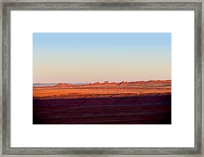 The American Southwest Framed Print by Christine Till