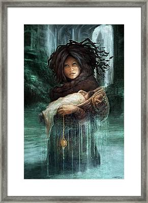 The Apothecary's Bushel Framed Print by Ethan Harris