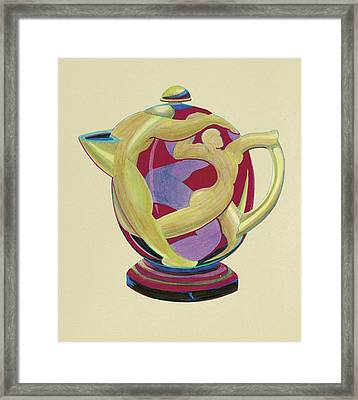 The Archer Framed Print