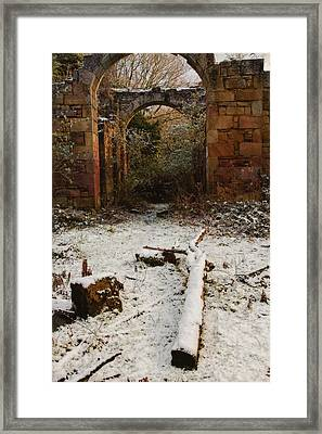 Niddrie Home Framed Print
