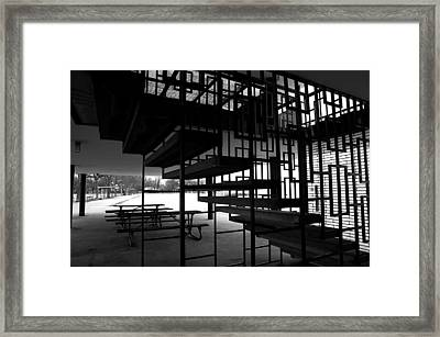The Architect Framed Print by Diana Angstadt