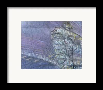 Seagram Framed Prints