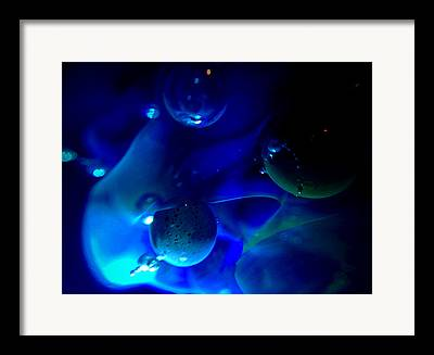 Boro Glass Framed Prints