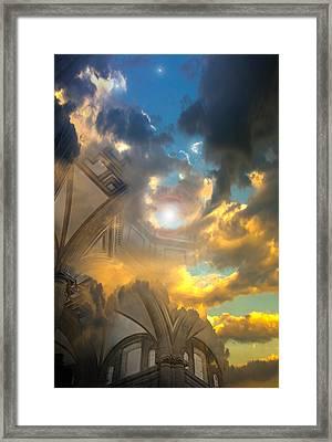 The Art Of Alchemy Framed Print by John  Bartosik