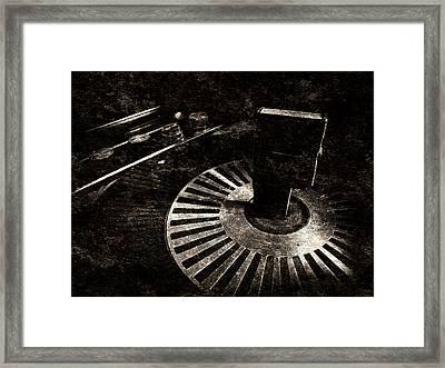 The Art Of Music Framed Print